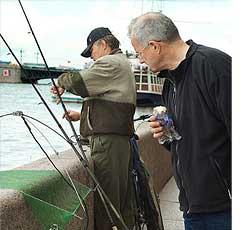 VIII открытый Чемпионат по спортивному рыболовству