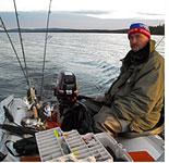 Троллинговая рыбалка. Алексей Племнек